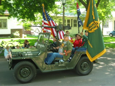 Antique Military Vehicle Club